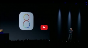 Here's What's New in iOS 8 From WWDC