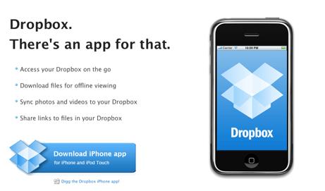 dropbox virality