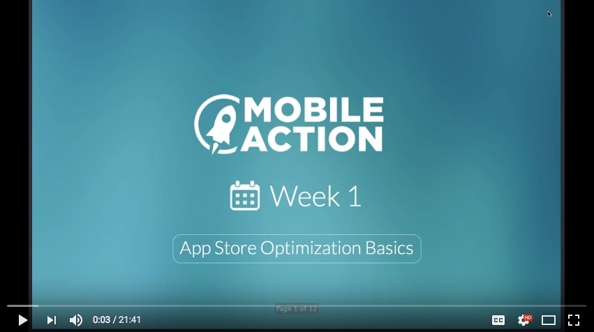 App Marketing growth hacking