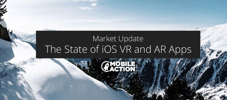 VR vs AR iOS apps