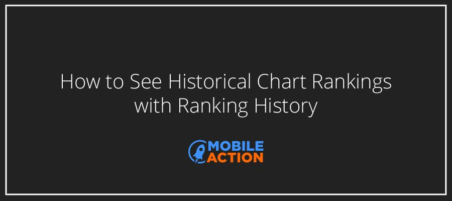 Ranking History Mobile Action