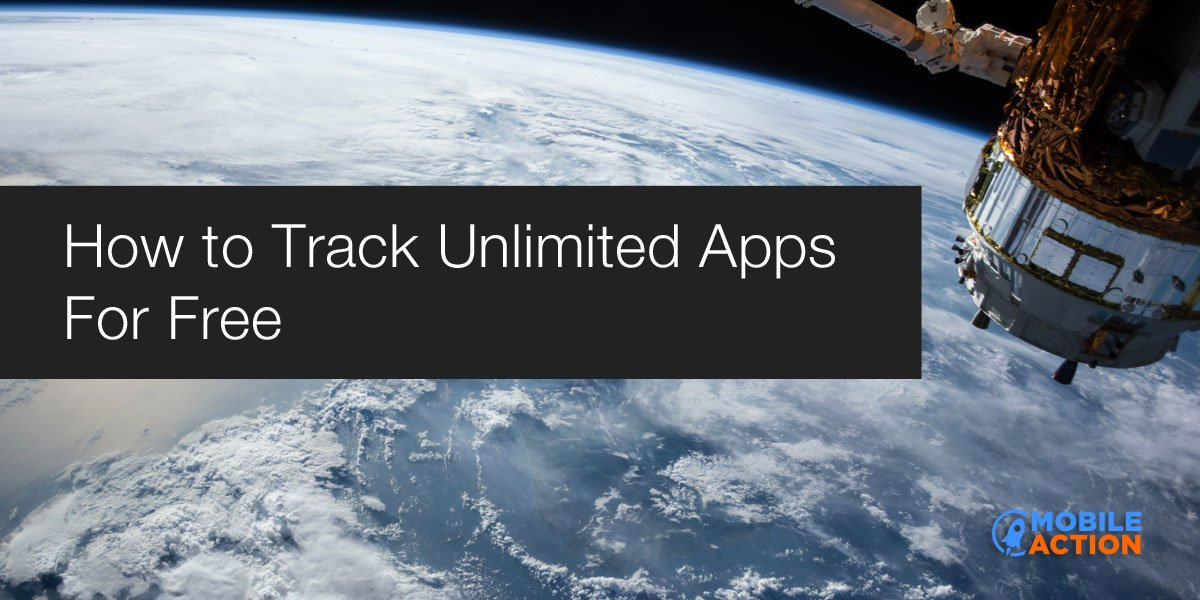 How to Track Unlimited Mobile Apps for Free