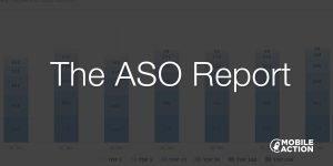 ASO Reports: Summary of Vital App Rankings