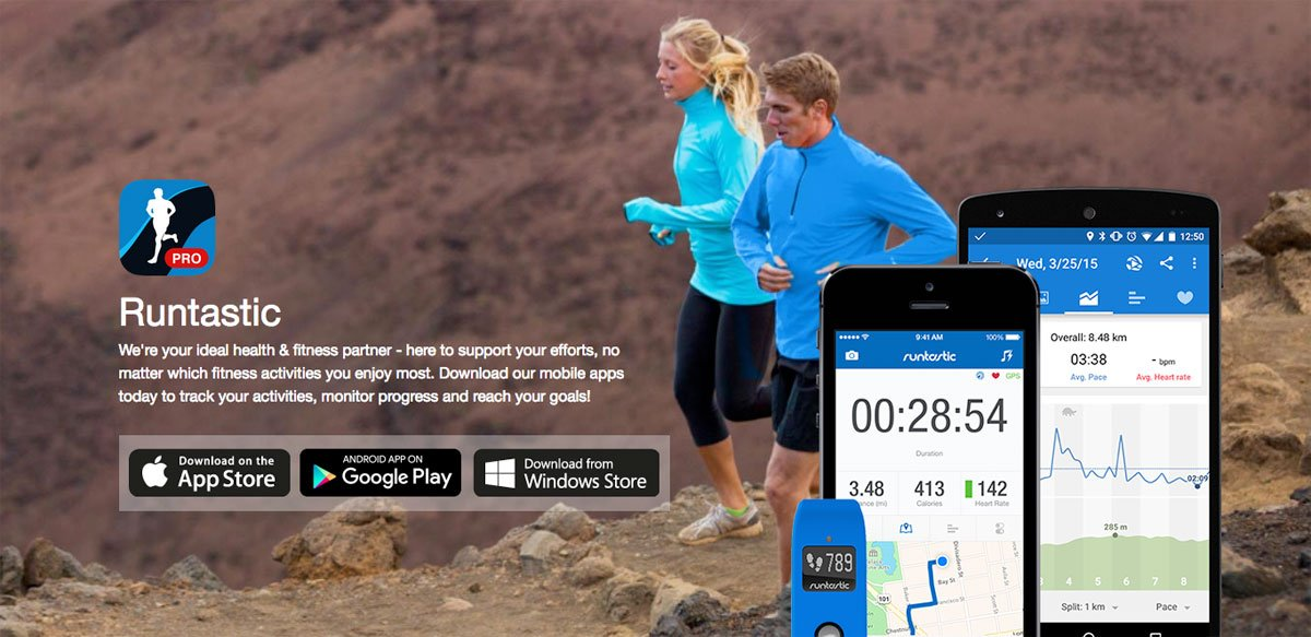 Runtastic Fitness Brand Case Study