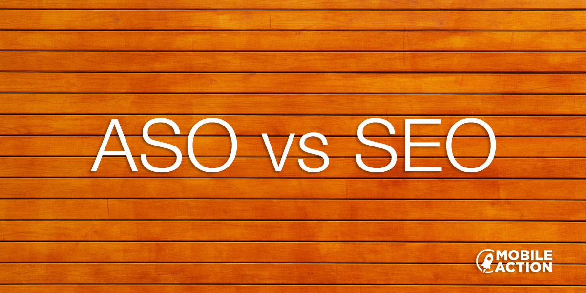 ASO and SEO, what are the differences?