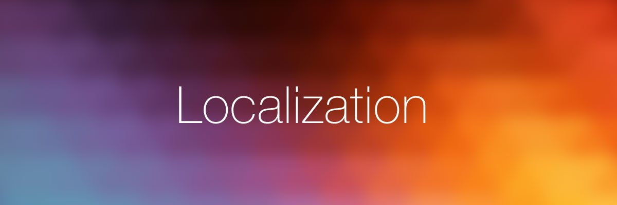 Localization in ASO for iOS