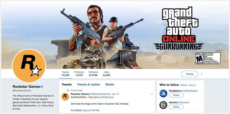 GTA Twitter