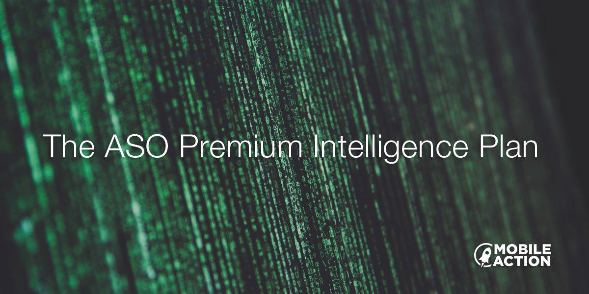 ASO Premium Intelligence