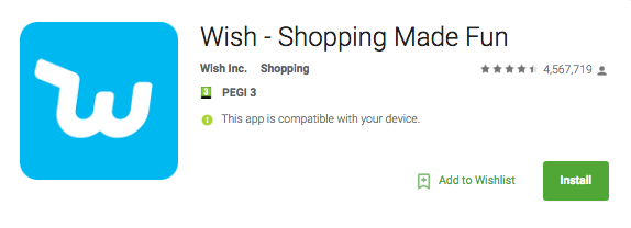 App Name which is extremely important for Google Play App Store Optimization