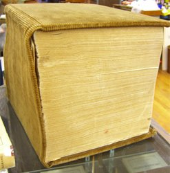 Image of a giant dictionary that you won't use during localization.