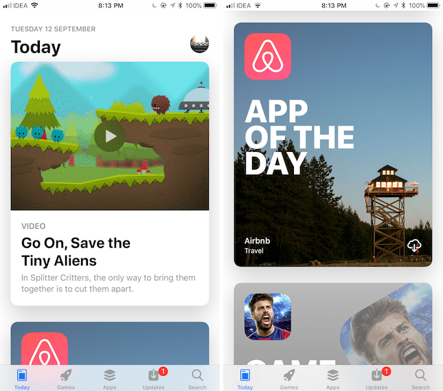 The today tab will have a profound effect on Apple App Store Optimization