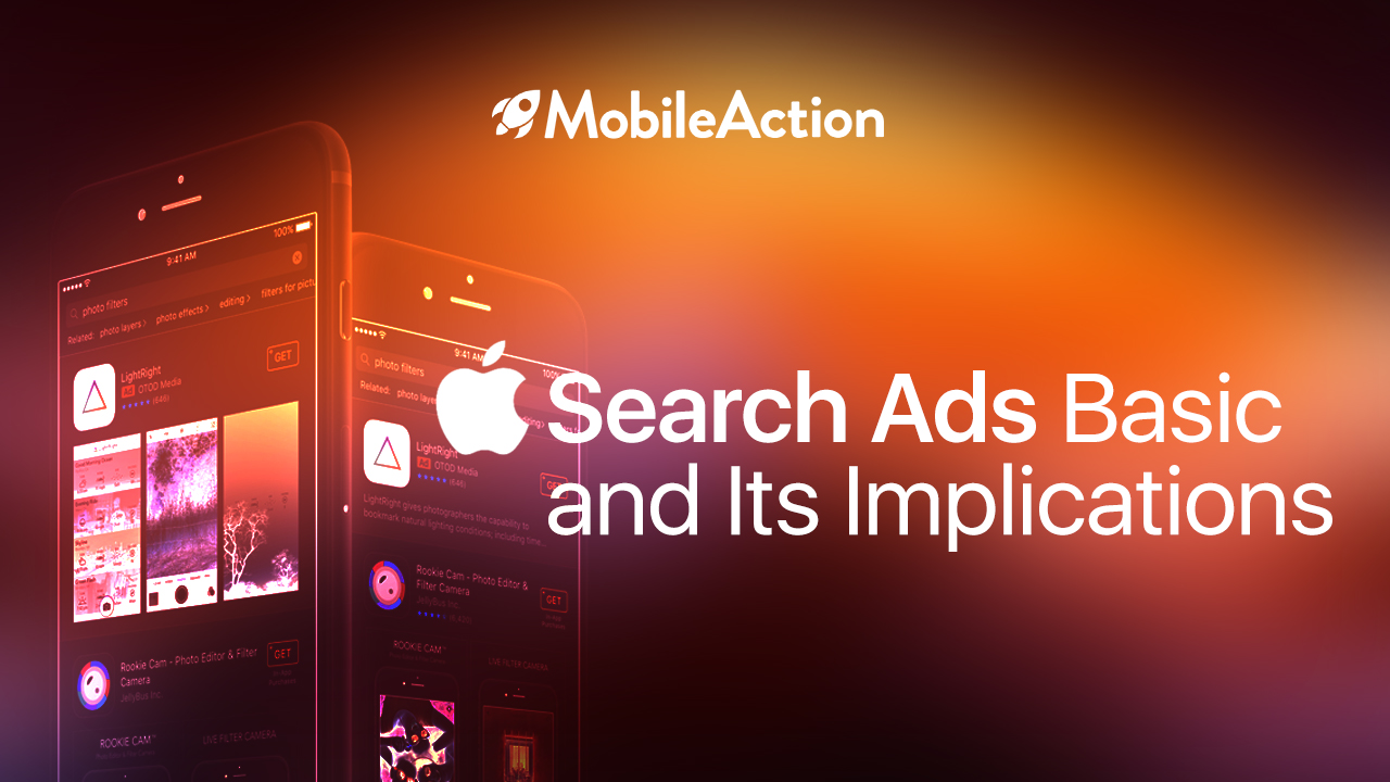 Search Ads Basic and Its Implications Banner Image