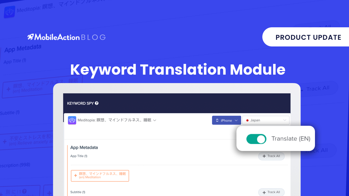 keyword translation module